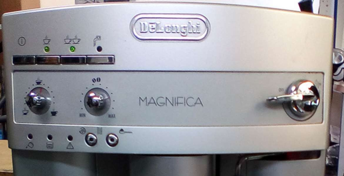 delonghi magnifica repair